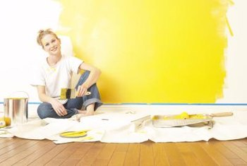 Make any repairs to the apartment before renting it to a tenant.