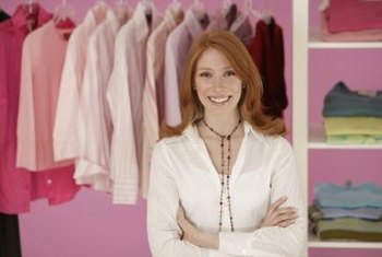 Plan ahead to succeed in your new clothing business.