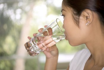 The consequences of not drinking water can be life-threatening.