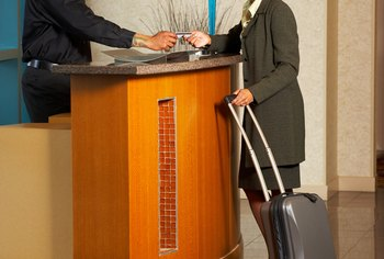 AAA hotel inspectors must be willing to spend extended time away from home.