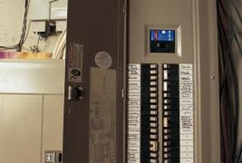 Living areas need arc fault circuit interrupters to stop electrical fires.