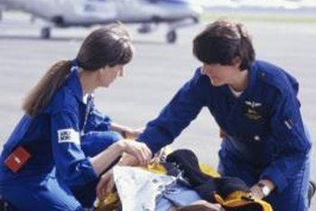 Flight paramedics require the most advanced education among emergency medical technicians.