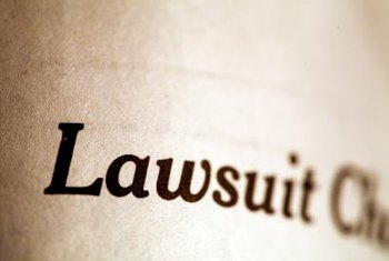 California law allows landlords to seek damages through a civil lawsuit.
