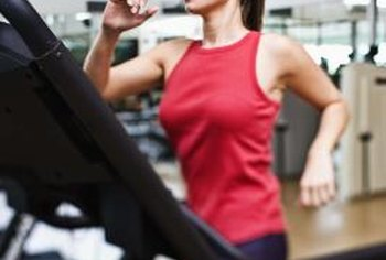Running can burn more calories than kettlebells despite reports to the contrary.