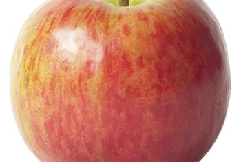 Honeycrisp apples combine the best of two different cultivars.