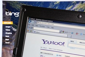A single Yahoo ID accesses Mail, Messenger and all other Yahoo services.