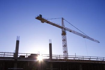 Construction companies seek counter-cyclical opportunities in times of economic weakening.
