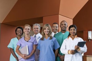 There are labor unions specifically for different professions including healthcare workers.