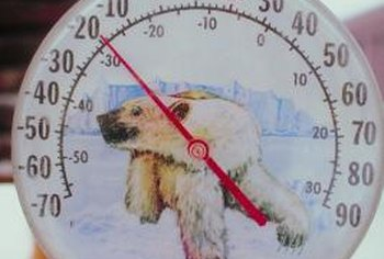 Use a thermometer to help kindergarteners understand temperature change.
