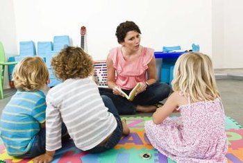 Early child care educators typically prepare children for kindergarten.