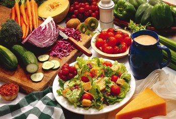 Soluble nutrients are important components of a healthy diet.