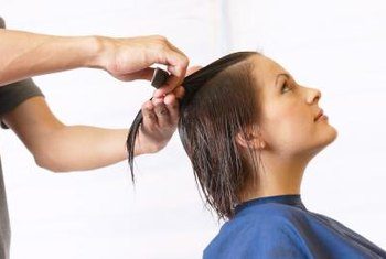 "Hairstylists usually do more than just ""take a little off the top."""