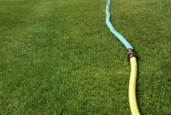 Remove rust and corrosion to keep your garden hoses in working order.