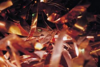 Scrap metal businesses recycle all kinds of metal.