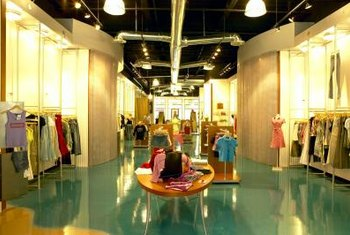 Customers are more comfortable in a store that makes good use of space.