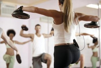 Step right into a successful concept by buying a gym franchise.
