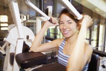 Gym routines can help women take advantage of their gym memberships.