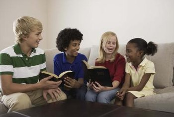 Catholic youth ministers help guide children and adolescents in their faith.