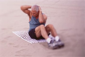 Traditional crunches can cause pain or discomfort in the lower back region.