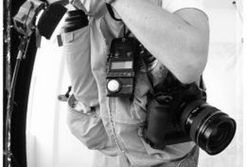 A well-equipped professional can tailor photographic services to specific markets.
