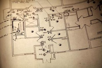 Through technical plans, CAD reveals details about spacing and flow.