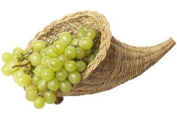 Thompson seedless grape vines are heavy, reliable producers.