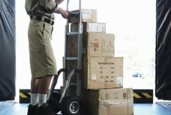 UPS has almost five times the number of ground delivery vehicles as FedEx.