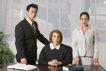 Law clerks and paralegals occupy different job categories.