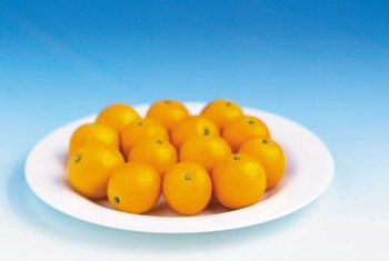 Kumquats are among the most cold-hardy citrus.