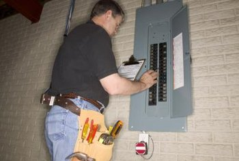 Shut off electricity at the breaker or fuse box before connecting a new circuit.