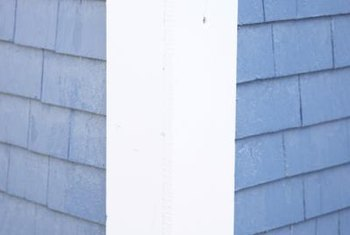 Keep your siding looking good with acrylic paint.