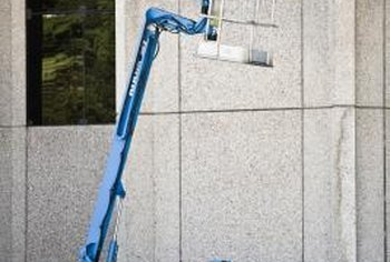 OSHA has specific rules for operating a boom lift.