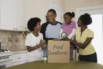 Nonprofits address need across the globe, providing a better quality of life to the families and communities they serve