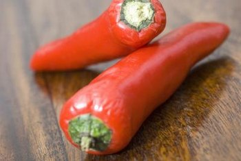 Use mature cayenne peppers fresh, frozen or dried.