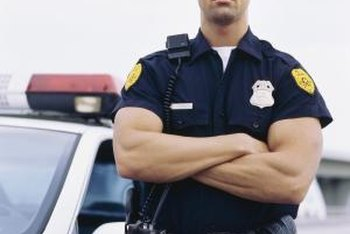 Getting an early start in police work helps you build a strong pension.