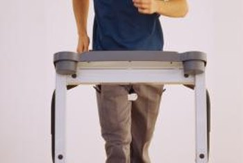 Treadmills can tone your legs while burning calories.