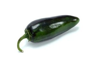 Jalapenos come in colors other than green.