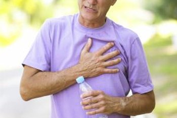 Chest pain can be due to heart disease, GERD or many other conditions.