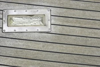 Wood decks last longer when finished with sealant or deck stain.