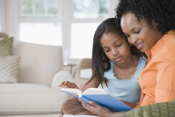 A reading disability can make it difficult to learn to read.