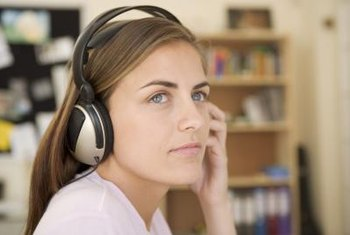 Studies show loud music can hinder a student's ability to study.