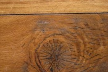 Real hardwood floors are commonly thicker than their laminate counterparts.