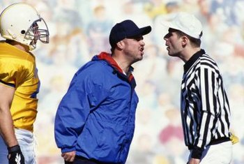 Football umpires earn more in states such as Illinois and New York.