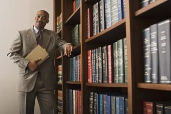 Paralegals normally become very familiar with a law firm's case library.