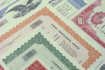 """Face value"" comes from the days of paper stock certificates."