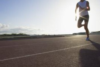 Develop your core for faster running.
