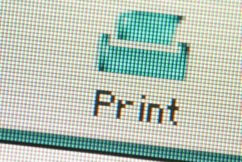 "Pressing ""Print"" starts a process that sometimes goes awry."