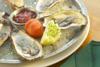 Eating oysters will help you get the zinc you need.