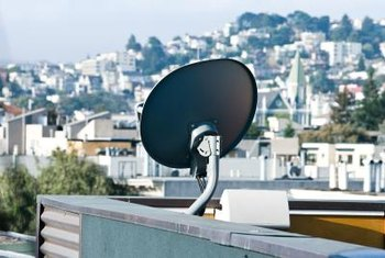 Landlords can set reasonable restrictions on satellite dish installation.