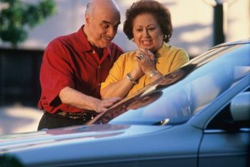 Successful small town car sales involves strong customer relationships.